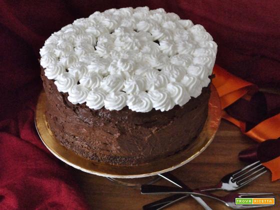 Torta foresta nera, una delizia per la festa della mamma