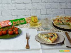 Torta salata mediterranea senza glutine!