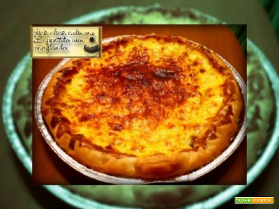 Quiche speck e formaggi finger food