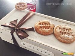 Biscotti vegan al farro