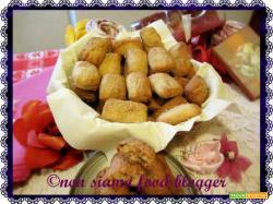 Biscotti inzupposi con zucchero di canna, ricetta senza ammoniaca