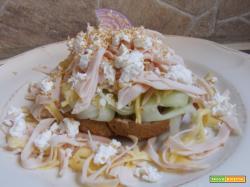 Makis sandwich