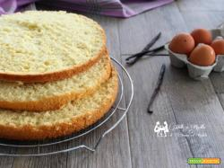 Base soffice per torte, pasta matta