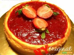 New York cheesecake ricetta originale cotta al forno
