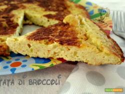Frittata ai 4 formaggi ricetta for Cucinare broccoli