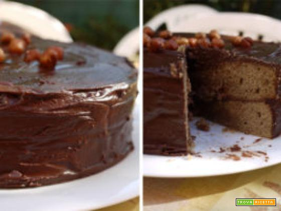 Gâteau alla Nutella