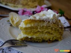 Torta chantilly – Ricetta festa della mamma