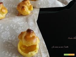 Pasta Choux – Ricetta base per piccola pasticceria