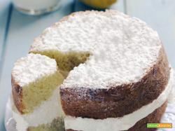Torta Kinder Paradiso: ricetta farcita con crema al latte