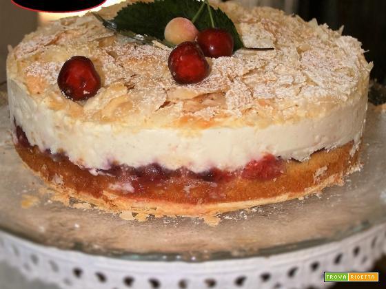 KREMPITA CON CILIEGE PER RE-CAKE