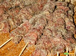 ARROSTICINI DI CHIANINA