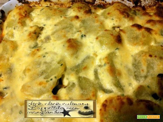Pasticcio di Patate alla Livornese