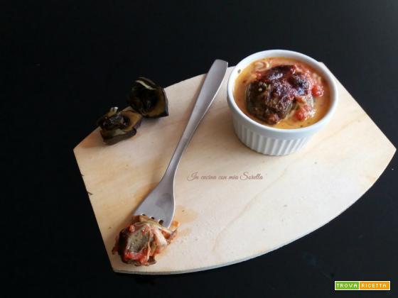 Parmigiana di carciofi – ricetta vegetariana
