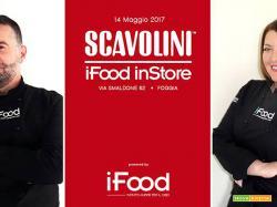 Muffins salati con zucchine: Showcooking nello Store Scavolini Foggia