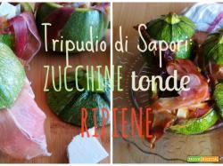 Come Cucinare le Zucchine Tonde? Ripiene con Speck e Ricotta Salata Stagionata