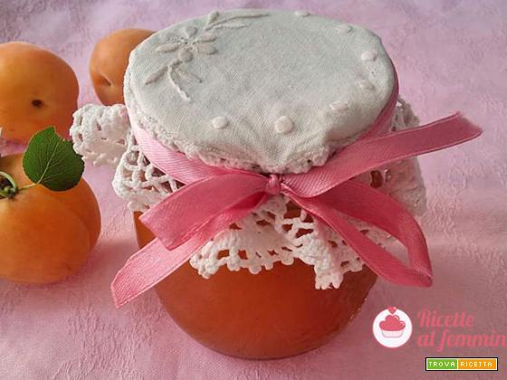 Marmellata di albicocche con bimby