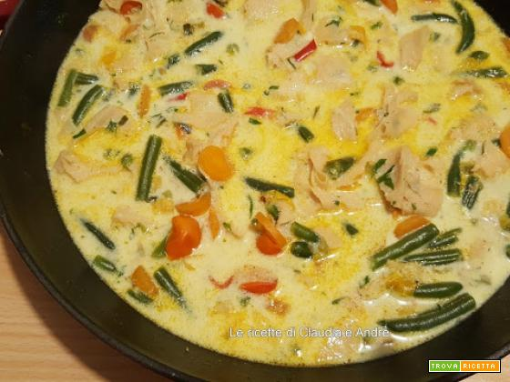 Zuppa di trippa con fagiolini