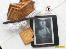 MANGIA CIO' CHE LEGGI 98: Biscotti alla vaniglia ispirati da Un mascalzone senza pari di Virginia Dellamore