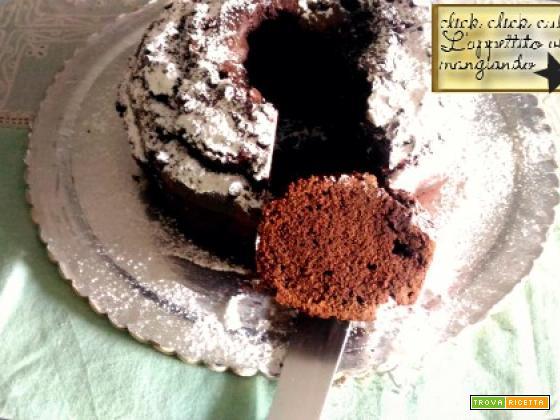 Ciambella Al Cacao Veloce