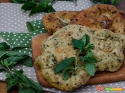 Pizzelle – Montanare fritte con la menta