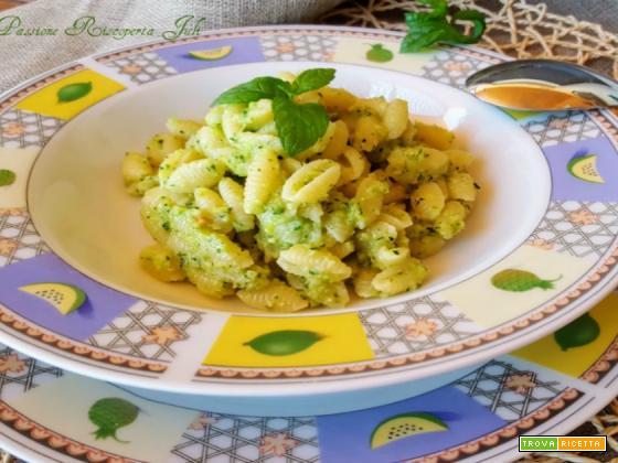 Gnocchetti sardi con zucchina
