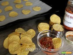 Nachos al forno - ricetta passo passo