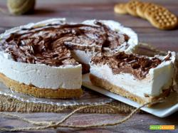 Torta Facilissima Panna e Nutella