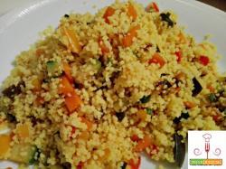 Cous cous con verdure alla yuto