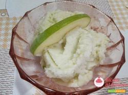 Gelato alla mela verde con bimby