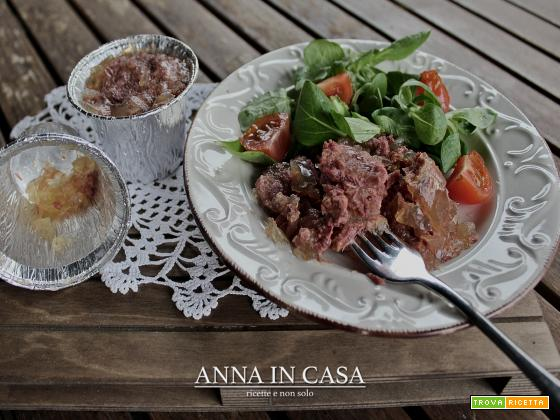 Carne in gelatina tipo Simmenthal