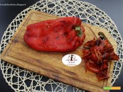 Ricetta base per friggitrice ad aria: Peperoni arrosto