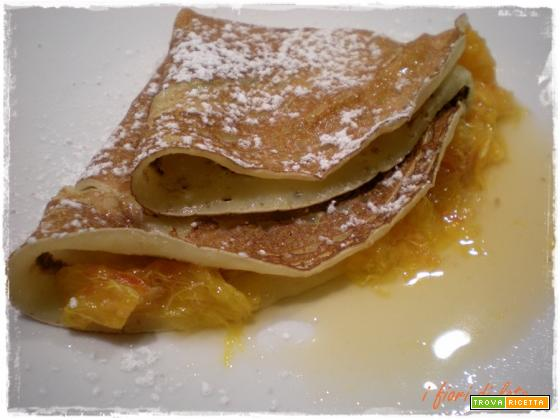 CREPES DOLCI