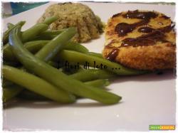 Cotolette di Tofu e tortini di Quinoa