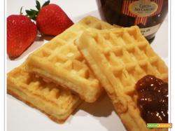 Waffles ... isparati al cinema.