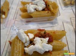 Pasta fredda finger food
