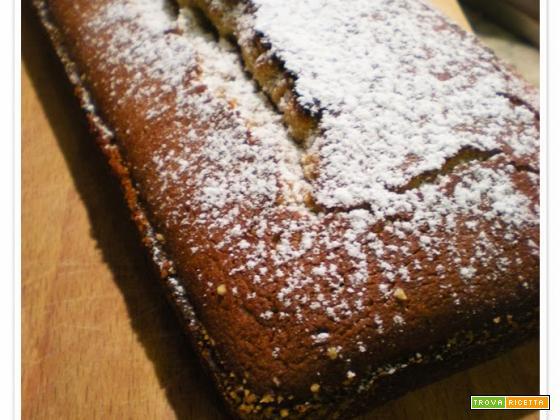 Plumcake senza zucchero al grano saraceno