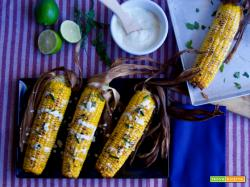 Grilled Corn 4thofjuly