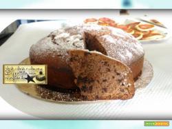 Torta dolce al Cacao soffice e veloce