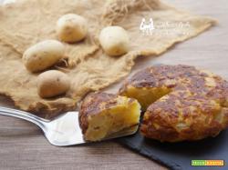 Torta di patate TORTILLAS