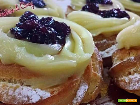 Zeppole di San Giuseppe ricetta napoletana