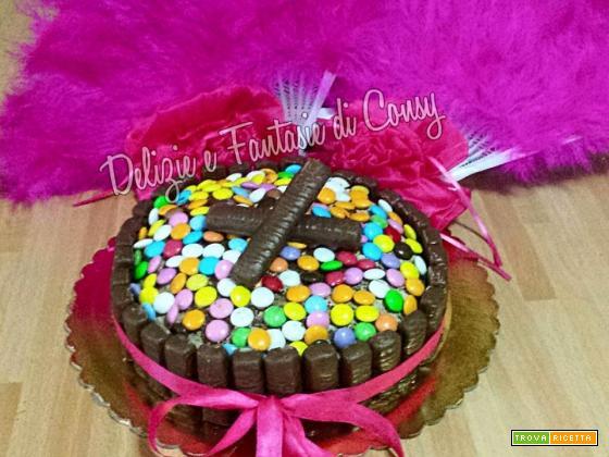 torta twix e smartis