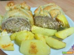 Bon roll in crosta