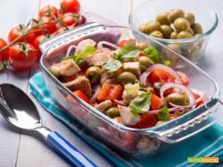 L'insalata di pesce, un gustoso piatto unico