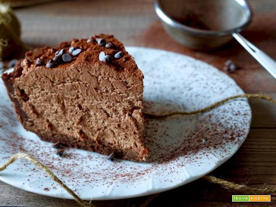 Crostata Fredda al Cioccolato