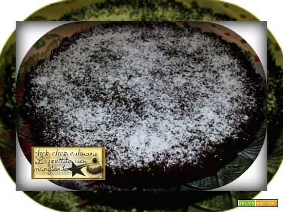 Sbriciolata al Cacao con Ricotta