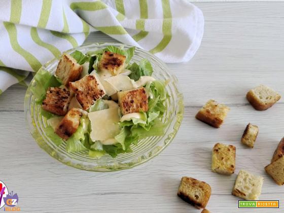 Ceasar salad con maionese