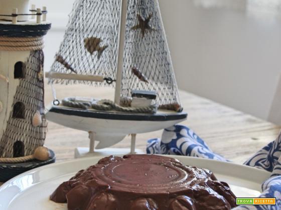 Budino al cioccolato – una merenda freschissima