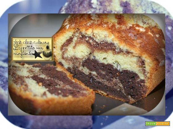 Cake Variegato al Cacao