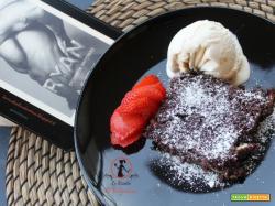 MANGIA CIO' CHE LEGGI 101: Brownies con gelato alla vaniglia ispirati da Ryan - O'Conno brothers di AS Kelly