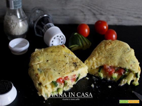 Omelette nel sacchetto